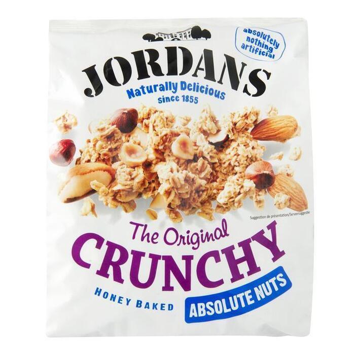 The Original Crunchy (zak, 500g)