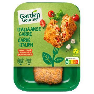 Garden Gourmet Italiaanse Carré 160 g (160g)