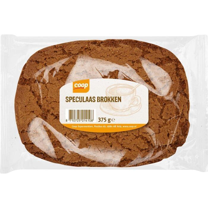Coop Speculaasbrokken (375g)