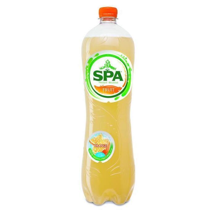Spa Fruit orange koolzuurhoudend (1.25L)