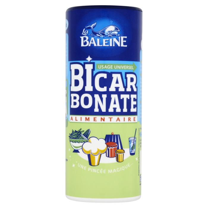 Sodium bicarbonaat voor koken, bakken, schoonmaken en lichaamsverzorging (400g)