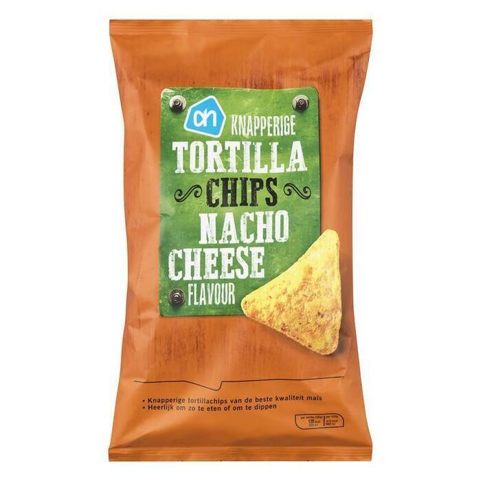 Tortilla chips nacho cheese (zak, 150g)
