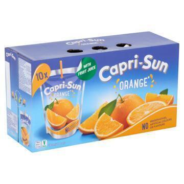 Capri-Sun Orange (10 × 200ml)