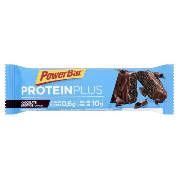 Powerbar Protein plus choclate brownie (35g)