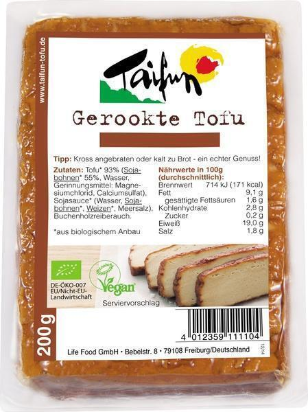 Gerookte Tofu (200g)