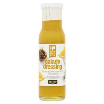 Jumbo Thuis uit Eten Salade Dressing Sinaasappel & Rozemarijn met Olijfolie 240ml (240ml)