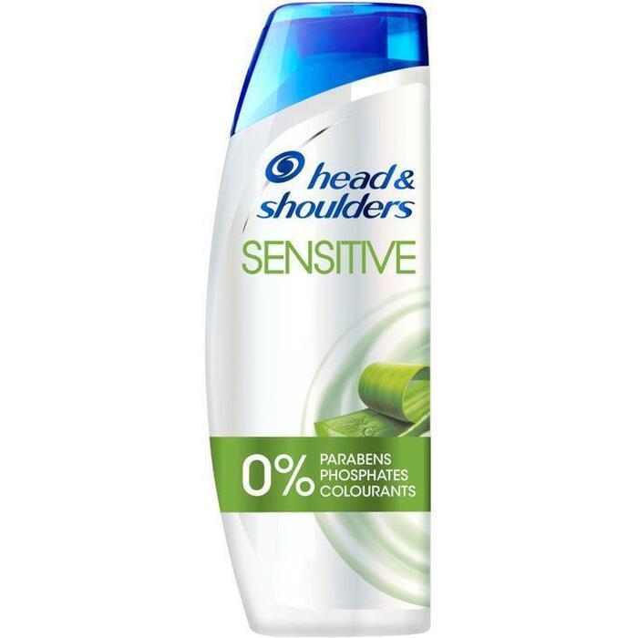 Head & Shoulders Sensitive Anti-roos Shampoo 500ml Met Aloë Vera (0.5L)