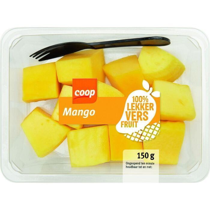 Mangoblokjes (150g)
