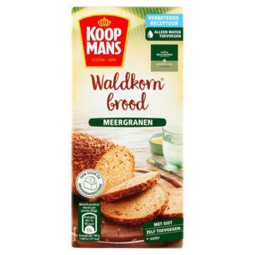 Koopmans Waldkorn broodmix (450g)
