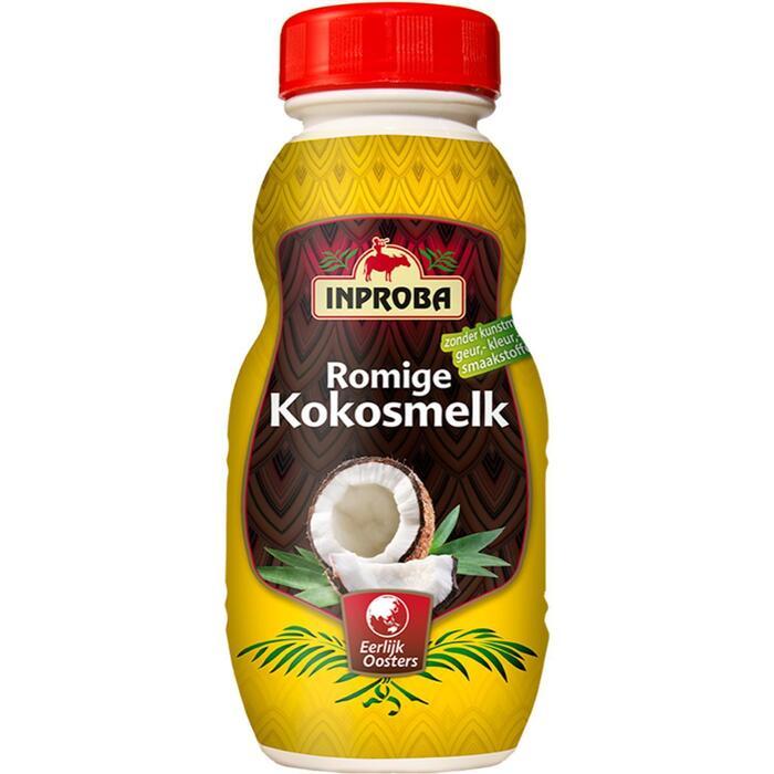 Romige Kokosmelk (flacon, 250ml)