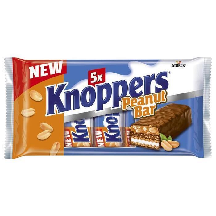 Knoppers Peanut Bar (200g)