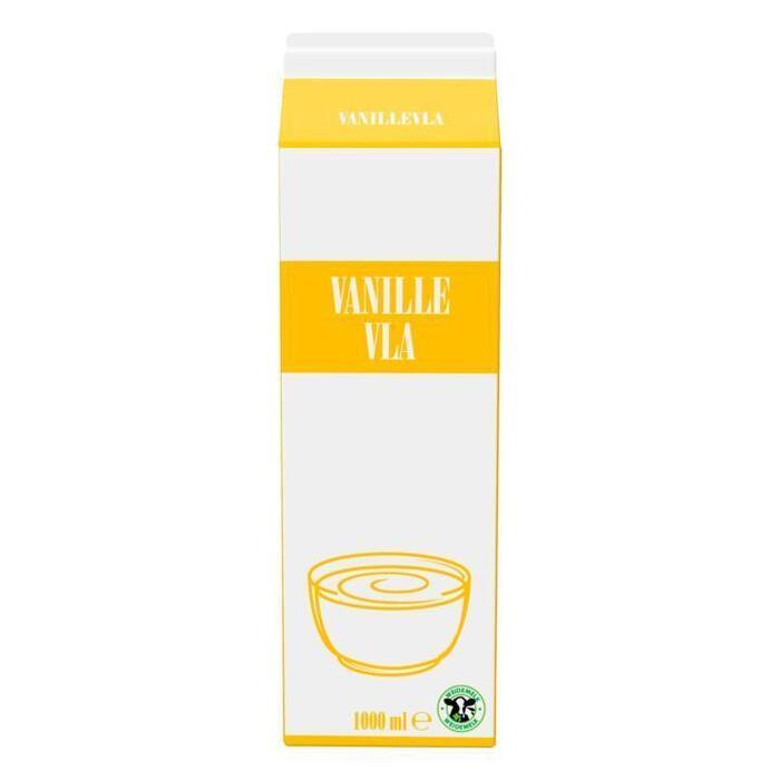 Vanille Vla 1000 ml (1L)