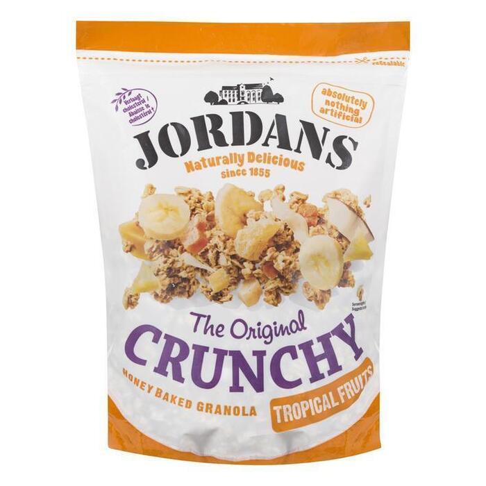 The Original Crunchy (zak, 600g)