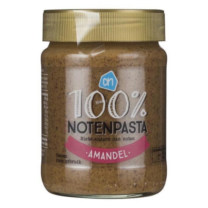 AH 100% Notenpasta Amandel (340g)