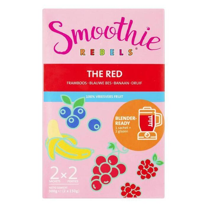 """Smoothie """"the red"""" (2 × 300g)"""