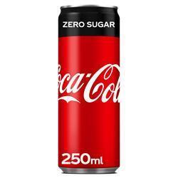 Cola Zero 24 x 250 ml (rol, 250ml)