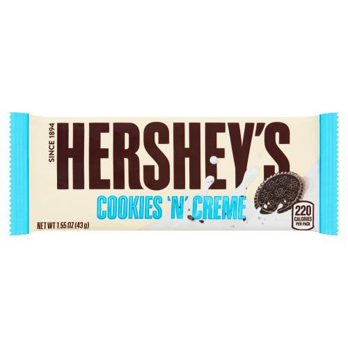 Hershey's Cookies 'N' Creme 43 g (43g)