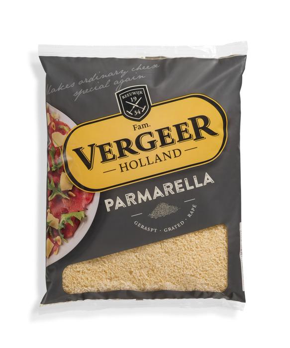Vergeer Holland Kaas Geraspt Parmarella 1kg (1kg)