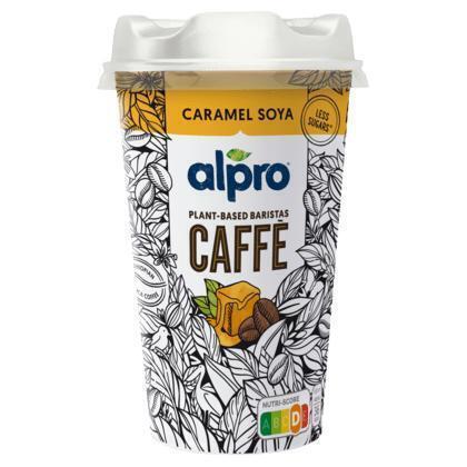 Alpro Coffee with soya drink, caramel, Caffè (235ml)