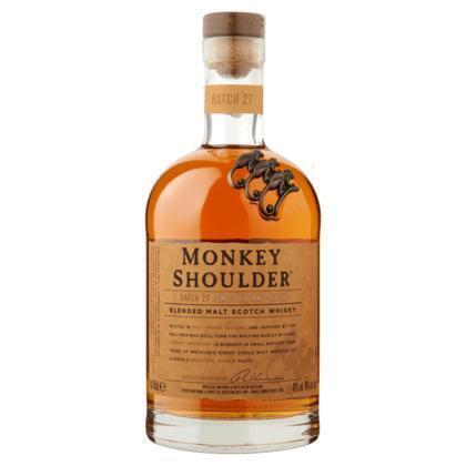 Monkey Shoulder Blended malt Scotch whisky (rol, 0.7L)
