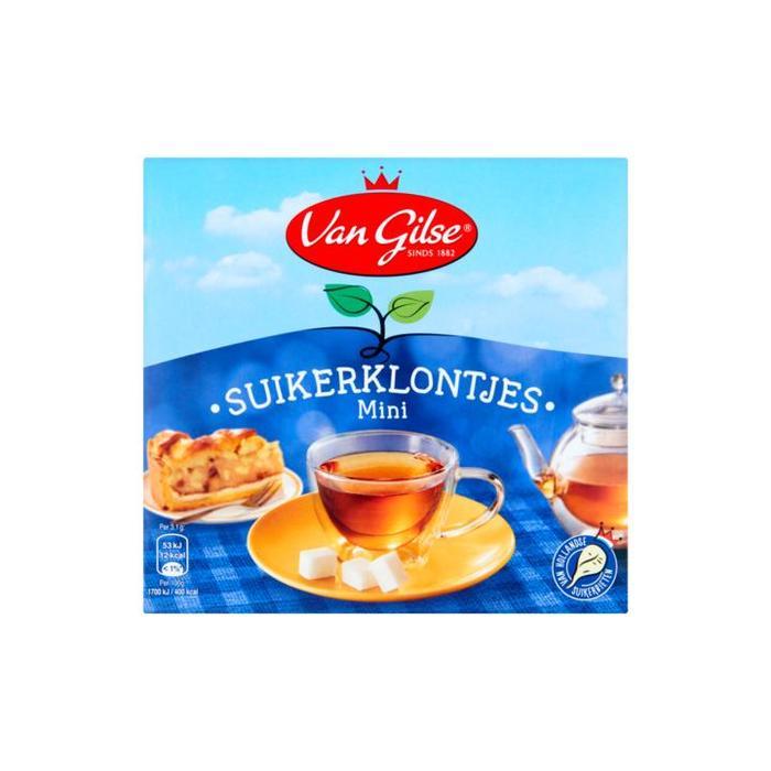 Mini Suikerklontjes (doos, 1kg)