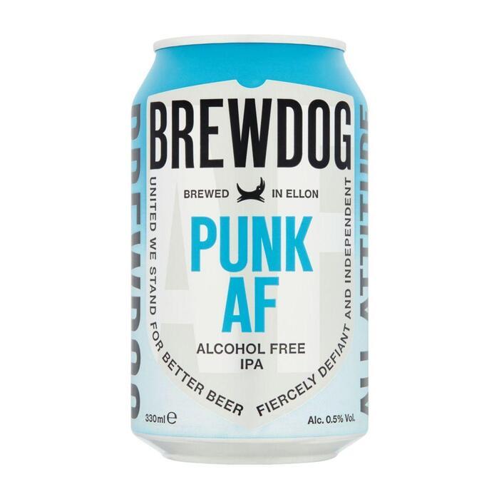 BrewDog Punk alcohol free 0.5 (33cl)