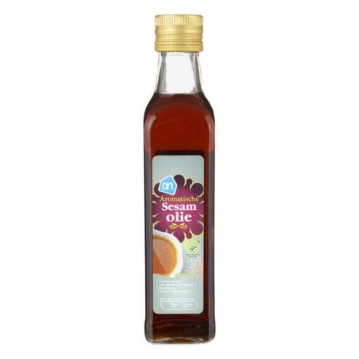 Sesamolie (fles, 250ml)