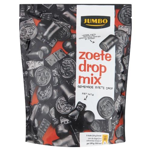 Jumbo Zoete Dropmix 350g (350g)