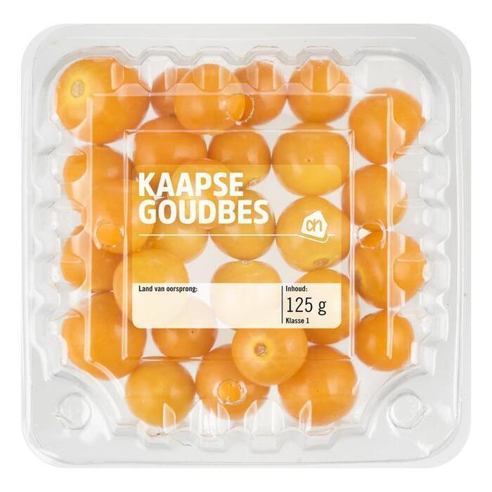 Kaapse Goudbes (bakje, 125g)