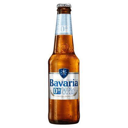 Bavaria 0.0% Alcoholvrij Wit Bier (rol, 30cl)