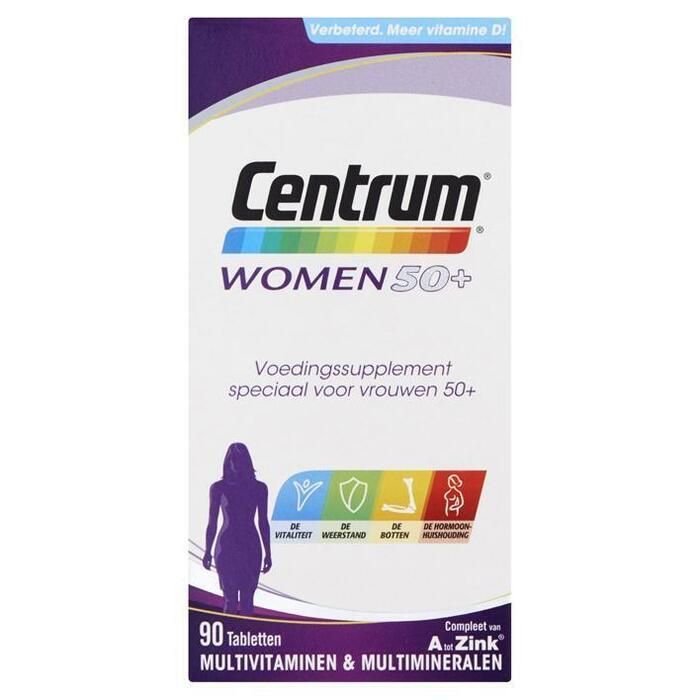 Centrum Woman 50+ advanced (90 × 147g)