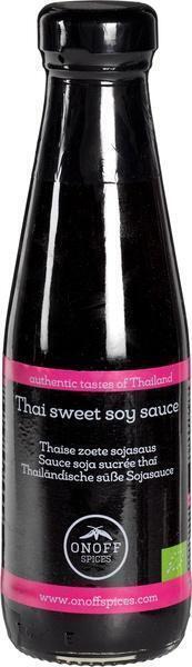 Thaise zoete sojasaus (200ml)