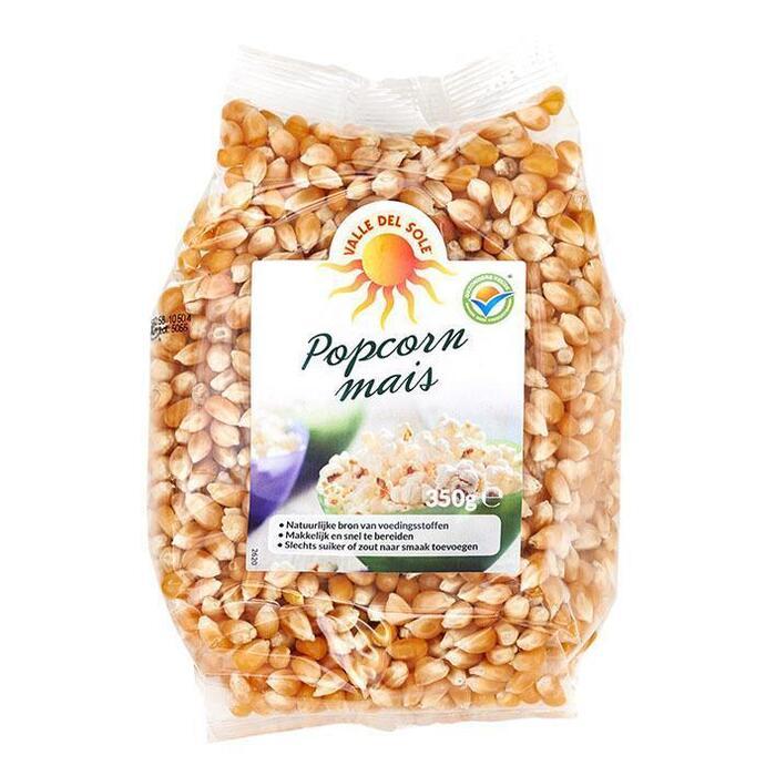 Valle del sole Popcorn mais (350g)