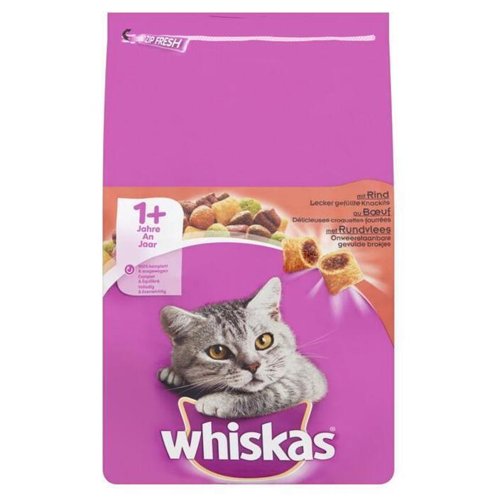 Whiskas Adult brokjes rund (3.8kg)