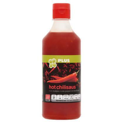 Chilisaus hot (0.5L)