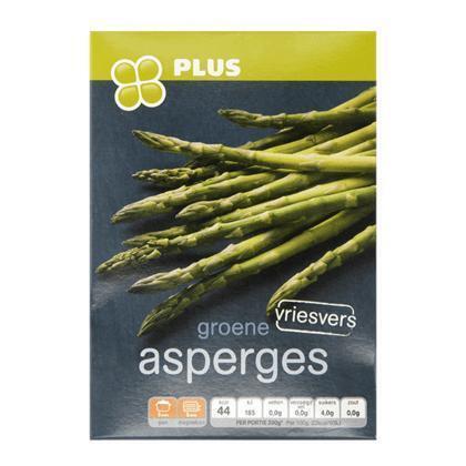 Groene asperges (200g)