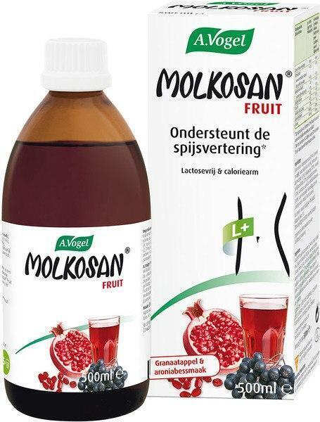 Molkosan fruit (0.5L)