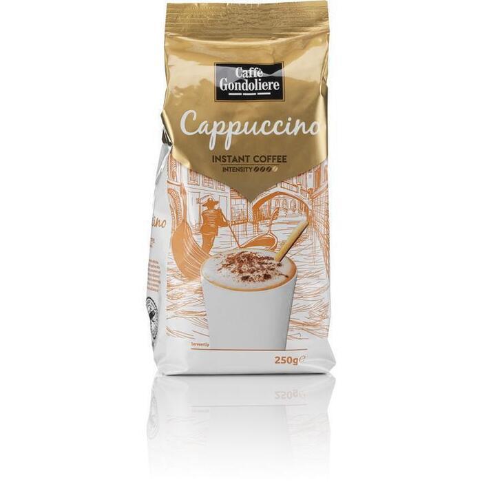 AH Cappuccino navulzak UTZ (250g)
