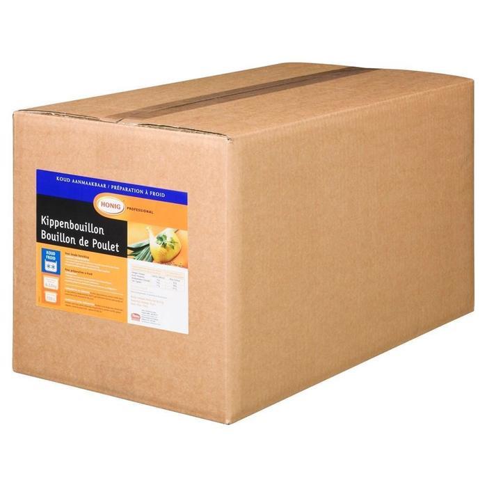 Honig Professional Basis voor Kippenbouillon 6 x 1.8 kg Doos (6 × 1.8kg)