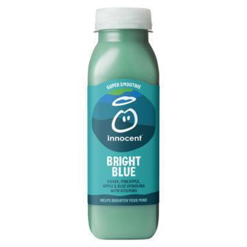 Innocent Super smoothie into the blue (30cl)