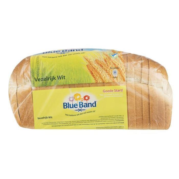 Blue Band Goede start vezelrijk wit heel (stuk, 800g)