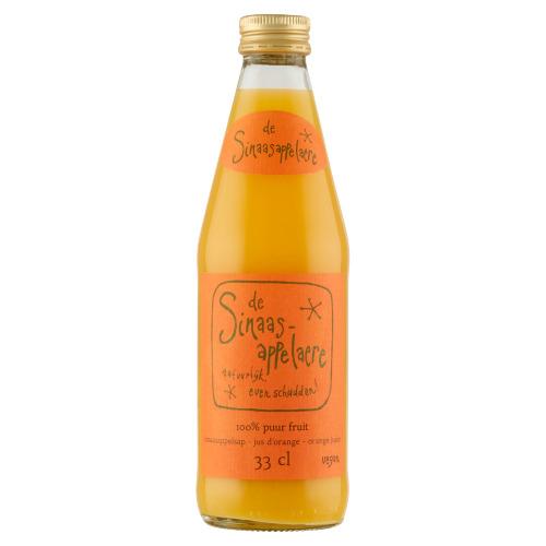 Sinaasappelaere Sinaasappelsap 33 cl fles (33cl)