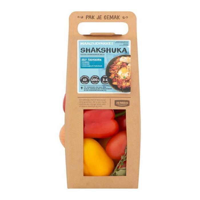 Jumbo Maaltijdpakket Shakshuka 1, 3kg (1.3kg)