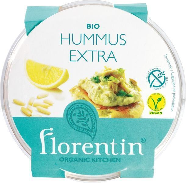 Salade hummus extra (200g)