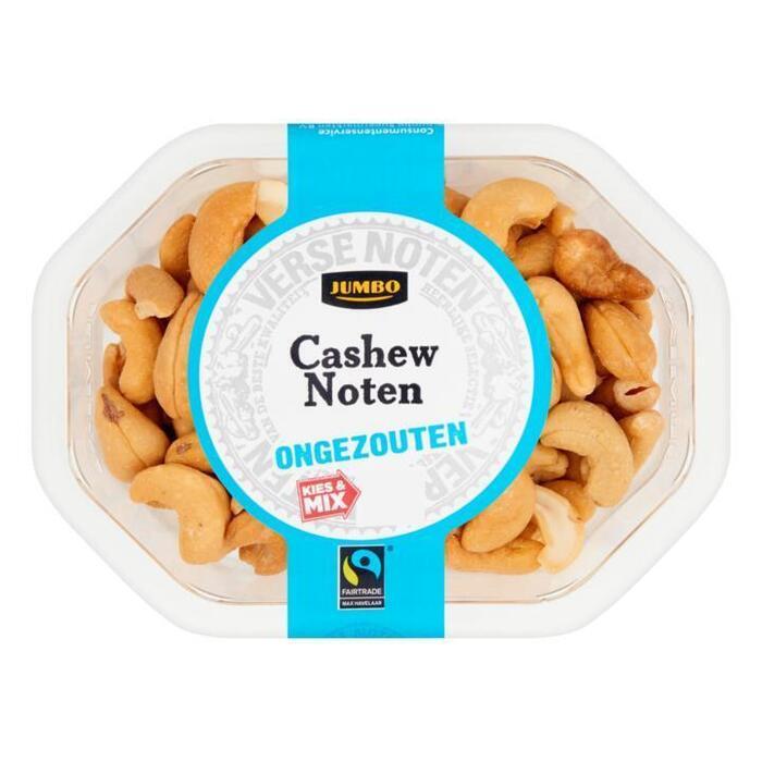 Jumbo Fairtrade Cashewnoten Ongezouten 150g (150g)