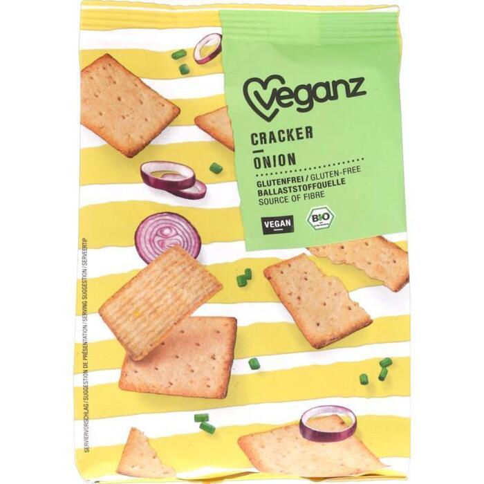 Veganz Cracker onion (100g)
