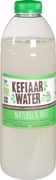 Kefiaar water naturel & fris (1L)