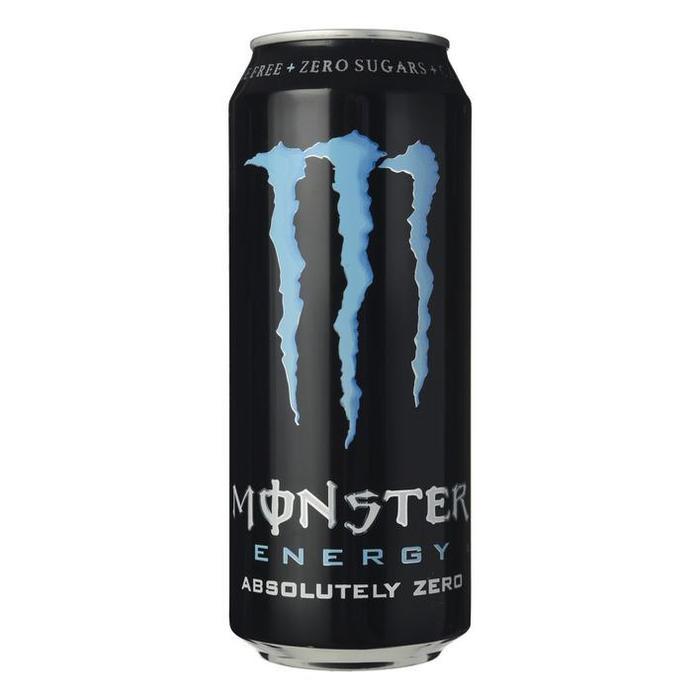 Monster Energy Absolutely Zero (rol, 50 × 0.5L)