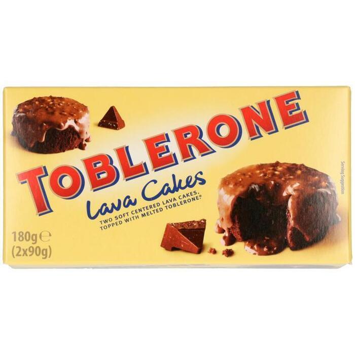 Toblerone Lavacake (200g)
