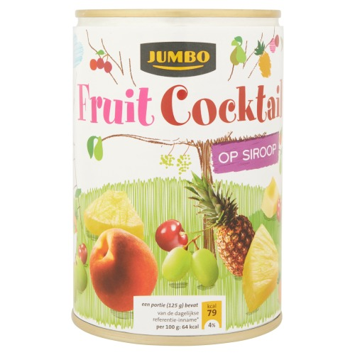 Fruit Cocktail (Blik, 410g)